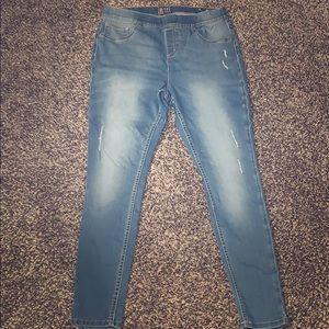 Justice elastic waist size 20 plus